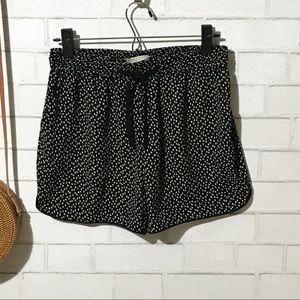 Maison Scotch Summer Shorts Print Polyester